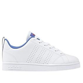 Tenis adidas Advantage Clean - Db0686 - Blanco - Niño