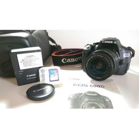 Canon Eos 600d Full Accesorios