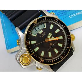 d7172abe094 Citizen Aqualand C023 - Wingman Windsurf Promaster Raro 8945