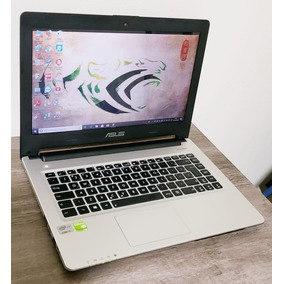 Notebook Gamer Asus Core I5 6gb 20gb Ssd 500gb Geforce Gt740