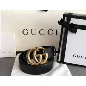 a84e774620dd2 Cinturon Gucci Original Hombre - Cinturones Hombre Gucci en Mercado ...