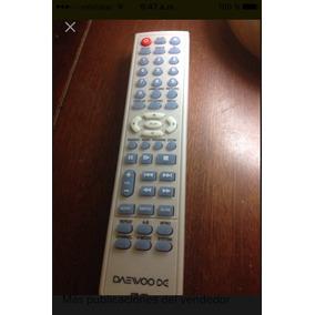 Control Para Dvd Daewoo. Dv 2000.