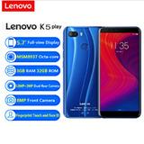 Lenovo K5 Play L38011 3 Gb 32 Gb Huella Snapdragon Octacore
