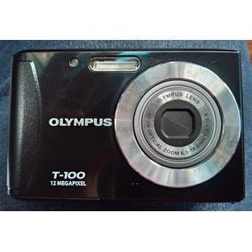 Câmera Digital E Filmadora Olympus 12 Mp