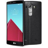 Celular Lg G4 H810 32gb 4g Hexacore 16mp 3gb Ram Tapa Piel
