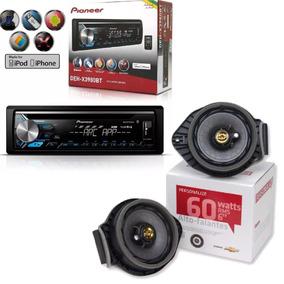 Kit Alto-falantes 6 60w 52024930 + Radio Positron 98550979