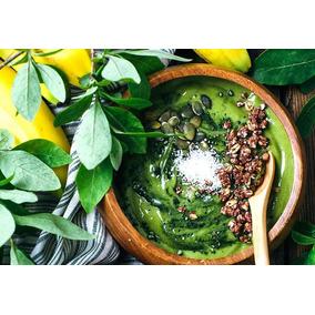 Moringa Organica En Polvo 500 Gramos