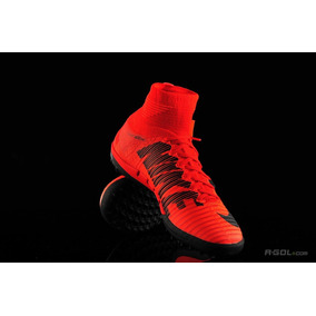 ebe94b93dfe05 Nike Papi Futbol - Botines Nike Césped artificial Rojo en Mercado ...
