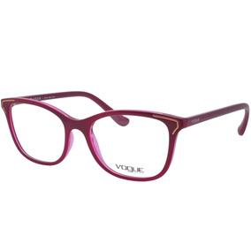 Oculos De Grau Rosa Vogue - Óculos no Mercado Livre Brasil dab7cf2579