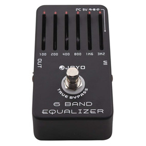 Pedal De Guitarra Joyo 6 Band Equalizer