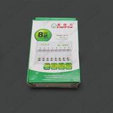 Cargador Baterías X8 Aa/aaa Modelo Vip-022