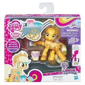 My Little Pony - Applejack Articulada B8022 / B3598