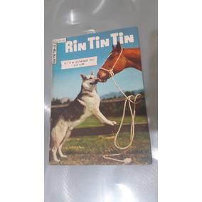 Rin Tin Tin 09 - 1ª Série - Ebal - Ótimo Estado Frete Grátis