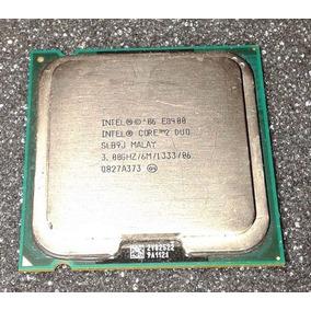 Procesador Intel® Core2 Duo E8400