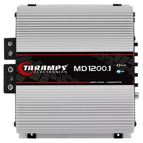 Modulo Amplificador Taramps Hd Md 1200 W Rms Reais Digital