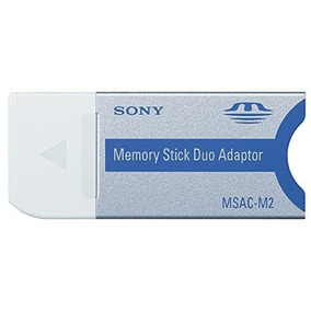 Adaptador Sony Memory Stick Duo Msac-m2