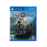 God Of War 4 Ps4 Nuevo Sellado Original Tienda Gamers *_*