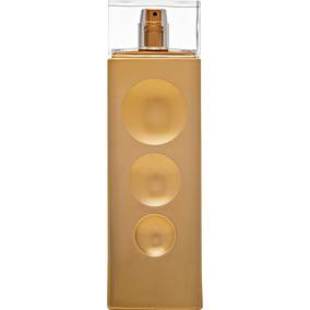 Mahogany Fragrância Desodorante Make Me Fever Gold 100 Ml