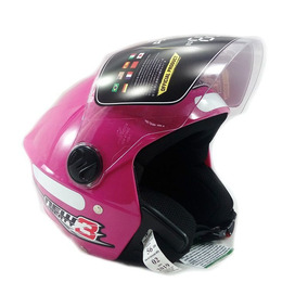 Capacete New Liberty 3 | Rosa