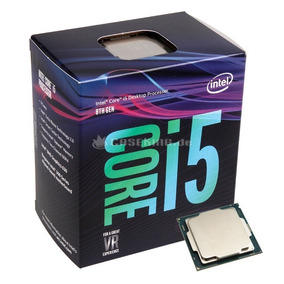 Processador Intel Core I5-8400, 2.80ghz, Max Turbo 4.00ghz