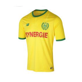 Camiseta Nantes - Camisetas de Clubes Extranjeros para Adultos en ... 1b613318b212c