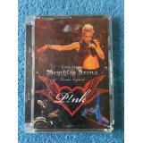 Dvd Original Pink Live Wenblen Arena