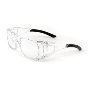 Armação Óculos Segurança Para Lente De Grau Vicsa Spot