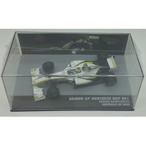 Miniatura Mercedes - Bens Bgp 001 Brown Gp (53105)