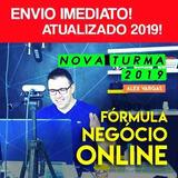 Fórmula Negócio Online 2019+afiliado Viking+bolt+50 Cursos