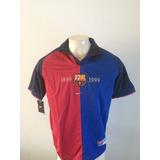 6b1347f16f Camisa Barcelona Nike  4 Guardiola Centenario Clube Nova Eti