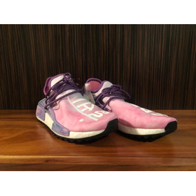 promo code 9a586 841c2 Nmd Hu adidas Pharrell Holi Festival Pink Glow