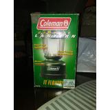 Lampara Coleman De Bateria