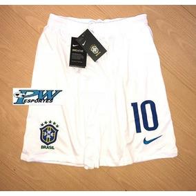 fad96ff78d Liquidação  Calção Nike 2019 Da Seleção Brasileira  10