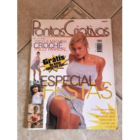 Revista Mon Tricot Especial Crochê Tunisiano - Revistas de Coleção ... 1e6d9640251