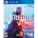 Battlefield V + Nba 19 Juego Ps4 Digital -secundaria -oferta