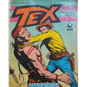 Hq Tex Coleção 71 Globo: Assalto Castelo 100pg 1992 (a) E06