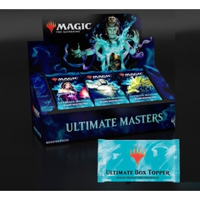 Ultimate Masters Booster Box + Booster Topper