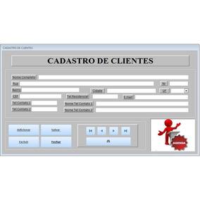 Banco De Dados Cadastro De Clientes