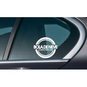 Adesivo Bola De Neve - Acessórios para Veículos no Mercado Livre Brasil d07d8bcc51956
