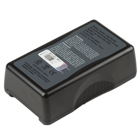 Bateria Para Broadcast Jvc Gy-550 - 100wh - V-mount