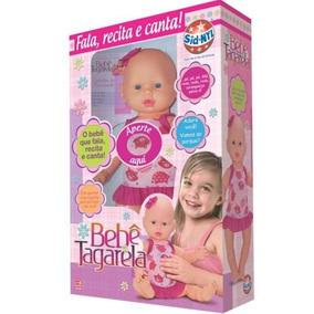 08e5096d2d6 Boneca Tagarela - Brinquedos e Hobbies no Mercado Livre Brasil