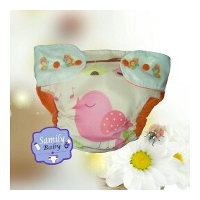 Pañales Ecologicos Impermeable Ajustables Samily Baby