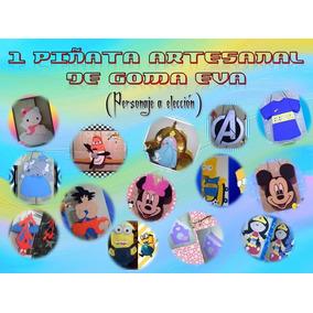 bb563c883 Piñatas De Goma Eva Para Cumpleaños Infantiles - Souvenirs para ...