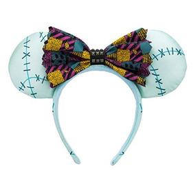 Diadema Sally Ears Exclusiva De Disney Parks X26quot Pesadi