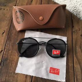 4e5ff8165ef9f Ray Ban Replica Primeira Linha De Sol Round - Óculos no Mercado ...