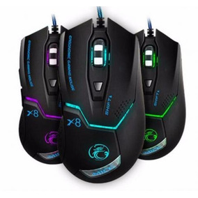 Mouse Gamer Stone X8