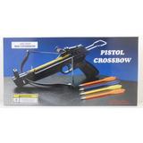 Mini Pistola Ballesta Crossbow Con 5 Flechas