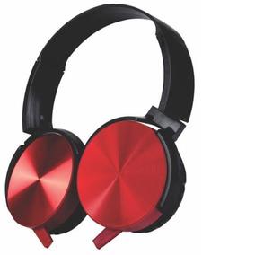 Fone De Ouvido Extra Bass Com Fio. Stereo Headphones