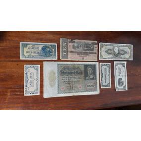 Cedulas Antigas Notas De Dinheiro