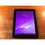 Tablet Olidata Wb10-l Android Mem Microsd 16gb Y Bolso
